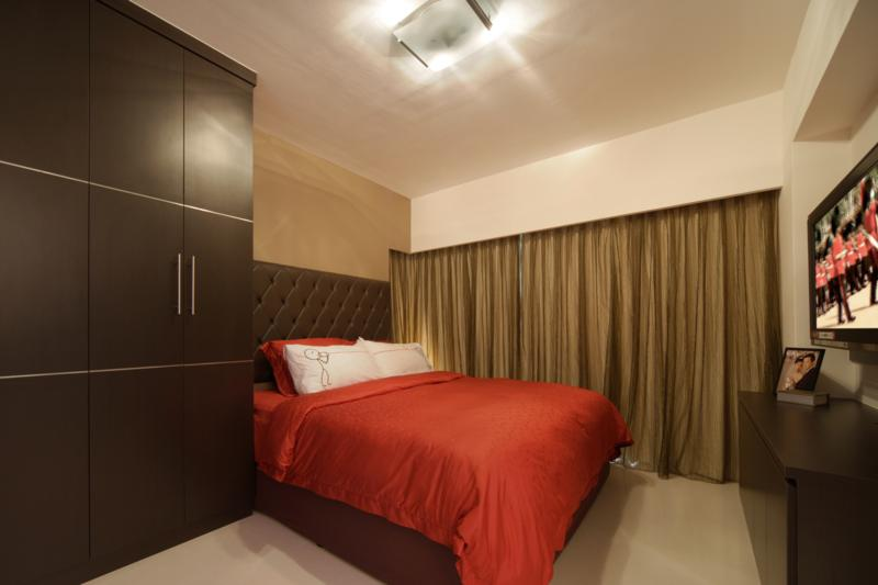 Bed and closet using laminates inported with latest technology applications