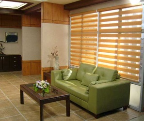 COMBI ROLL UP BLINDS PhP 120 SQFT