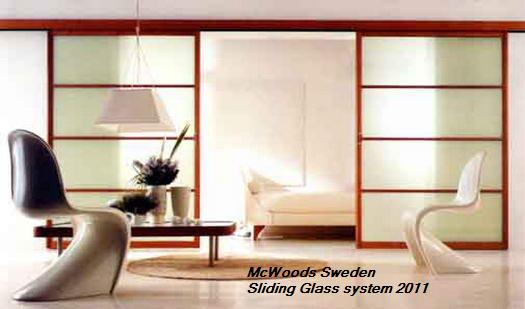 Wood Grains Imported sliding Doors